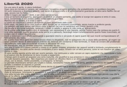 Sabrina Bekjo Sevrani - Libertà 2020